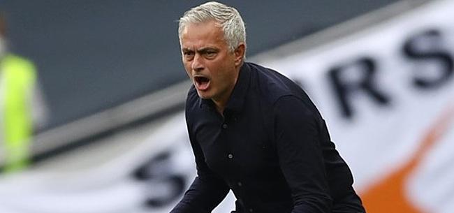 Foto: Mourinho deed bizarre ontdekking: