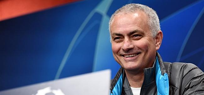 Foto: 'Mourinho meldt zich officieel voor aankoop van 60 miljoen'
