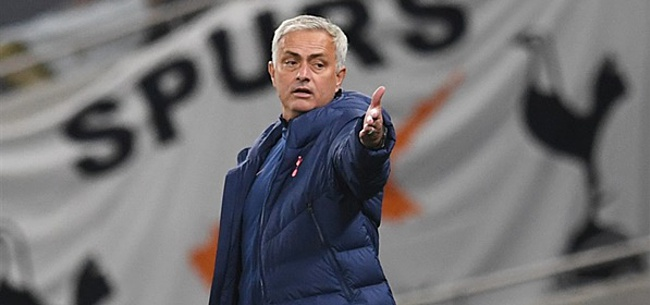 Foto: Mourinho verdrietig:
