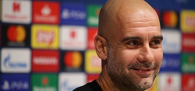 Foto: Guardiola doet beroep op organisatie Premier League