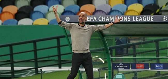Foto: Guardiola gefileerd: