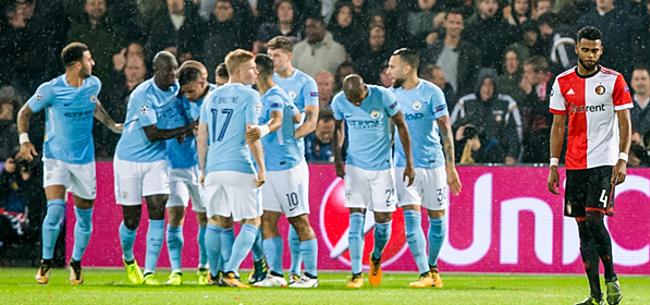 Foto: 'Manchester City kan indrukwekkende aanvalslinie nog uitbreiden'