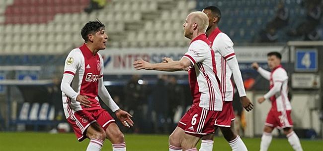 Foto: Ajax-fans unaniem over uitblinker: