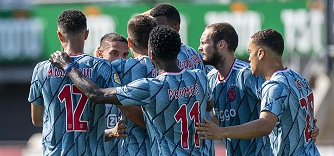Foto: 'Ajax ontstijgt Eredivisie en deelt dreunen uit aan concurrenten'