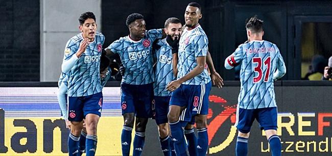 Foto: Kamphuis velt glashelder oordeel over veelbesproken Ajax-goal