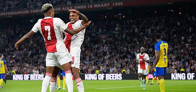 Foto: AS: 'Ajax-miljoenentransfer in winterstop'