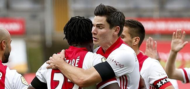 Foto: 'Real Madrid gaat toch weer voor Ajax-transfer'