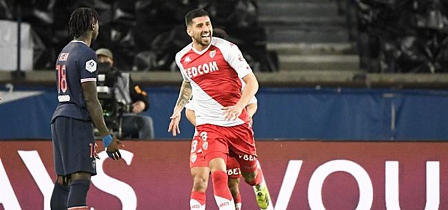 Foto: AS Monaco ten koste van kleinduimpje naar Franse bekerfinale