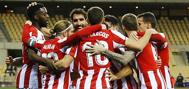 Foto: Athletic Bilbao boort Koeman prijs door de neus