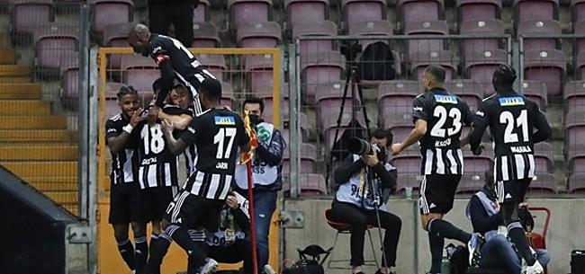 Foto: Zinderende ontknoping Süper Lig: Besiktas kampioen