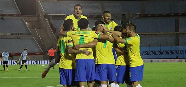 Foto: Brazilië schept duidelijkheid over Copa América-deelname