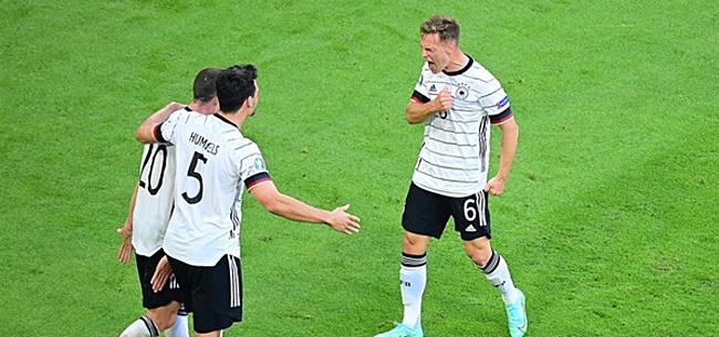 Foto: Duitse fans niet welkom voor EK-clash met Engeland