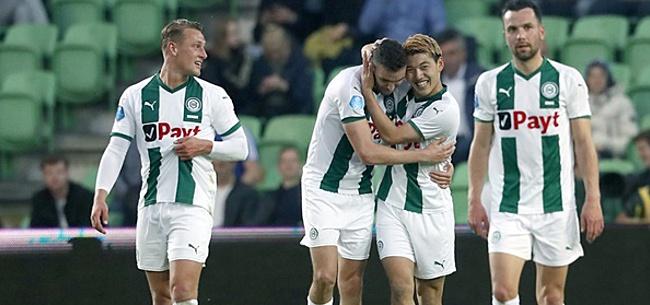 Foto: 'FC Groningen strijkt 3,7 miljoen euro op voor volgende transfer'