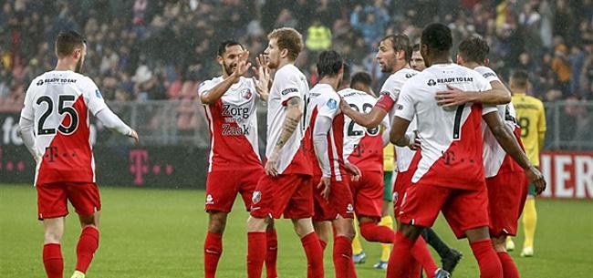 Foto: FC Utrecht regelt fraai oefenduel tijdens trainingskamp in Spanje