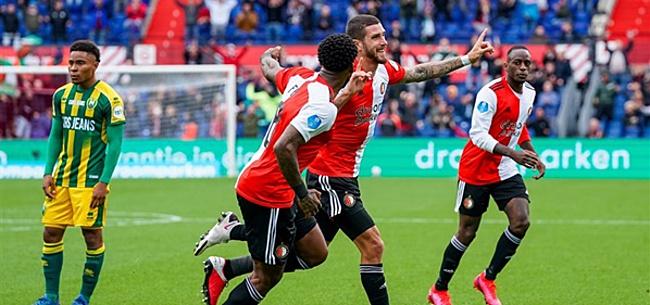 Foto: 'Feyenoord wil aanval versterken met Oranje-jeugdinternational'