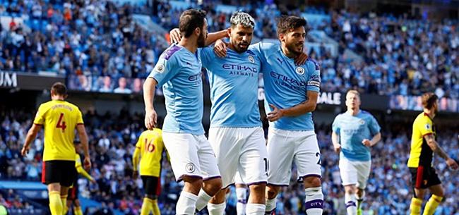 Foto: Manchester City verliest zaak in strijd tegen Champions League-uitsluiting