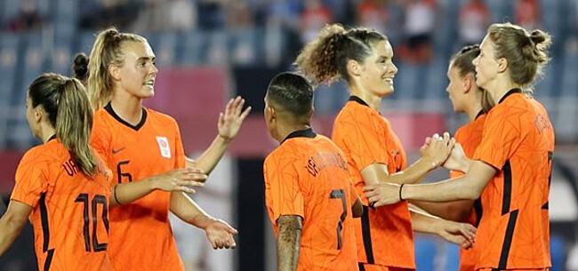 Foto: Fans gaan los over Oranje Leeuwinnen: 'Waar kijk ik naar?!'