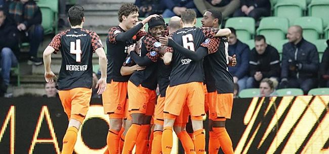 Foto: Selectie PSV traint voorlopig achter gesloten deuren