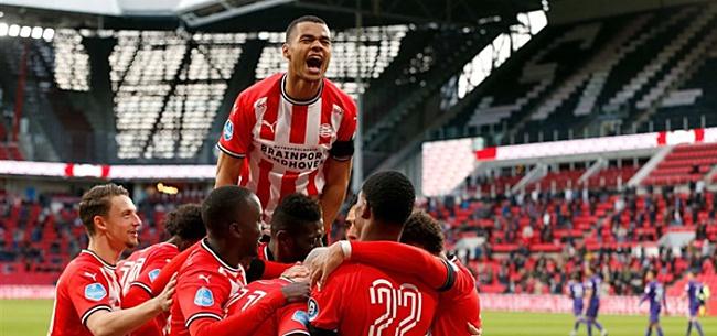 Foto: PSV vindt vervanger Malen in eigen selectie