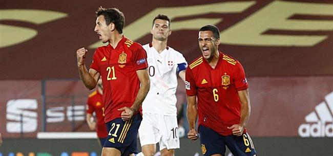 Foto: Spanje heeft verdediger toch terug na corona