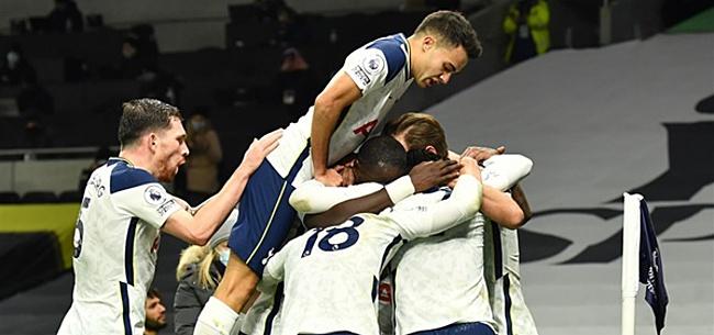 Foto: Tottenham plaatst zich met simpele zege als eerste voor laatste zestien EL