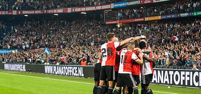 Foto: 'Transferdroom' Feyenoord nu al verpest