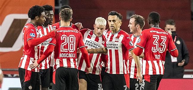 Foto: 'PSV eindelijk coronavrij, alleen Ihattaren nog ziek'