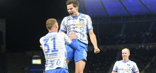 Foto: Droomdebuut Ekkelenkamp bij Hertha BSC