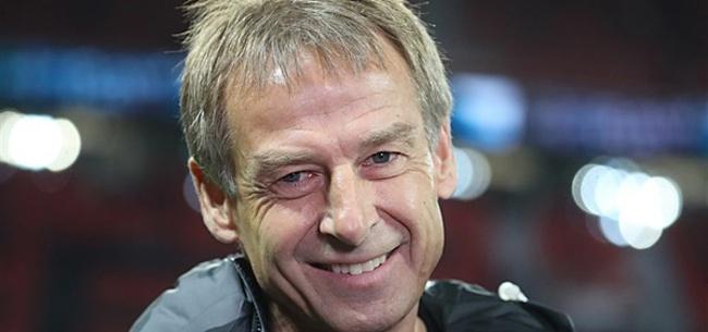 Foto: Klinsmann bevestigt interesse na belletje: