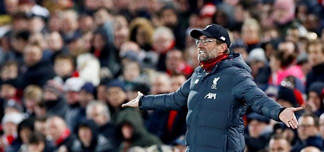 Foto: Klopp krijgt zijn zin: FA gunt Liverpool wat rust
