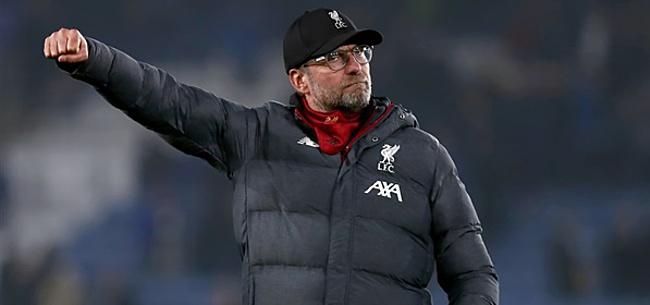 Foto: 'Klopp neemt opmerkelijke voorwaarde op in Liverpool-contract'