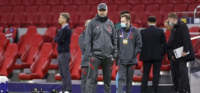Foto: Klopp waarschuwt Ajax voor gemakzucht:
