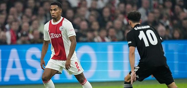 Foto: Ten Hag wijst 'absolute uitblinker' Ajax aan