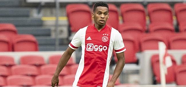 Foto: Ajax slaat grote slag: potentiële basisspeler verlengt tot 2024