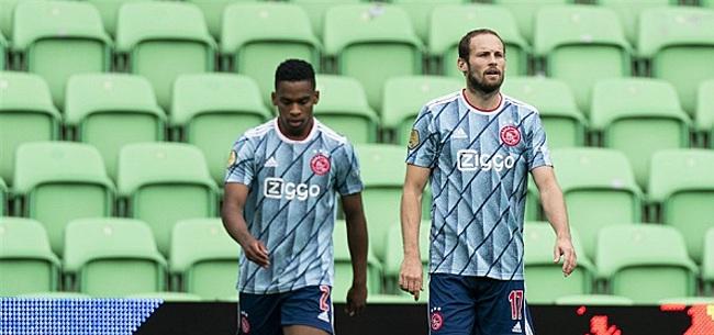Foto: Ajax moet naast Antony nóg een speler missen tegen Liverpool
