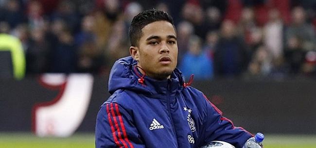 Foto: Kluivert nieuwe linksbuiten Ajax?