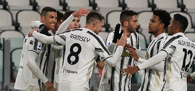 Foto: 'Coronabom onder topper tussen Milan en Juventus'