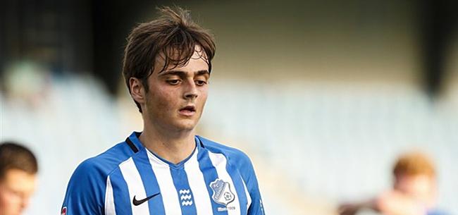 Foto: 'NAC en FC Eindhoven naderen elkaar bij onderhandelingen om groot talent'