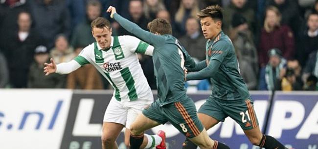 Foto: Ajax-clausule speelde een rol bij Franse transfer Sierhuis