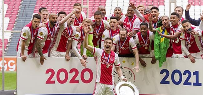 Foto: 'Alleen bij conflict groot Ajax-drama'