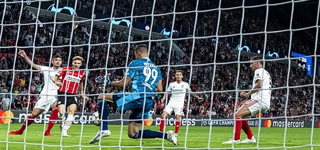 Foto: Portugese kranten gaan los over PSV-Benfica: 'Held!'
