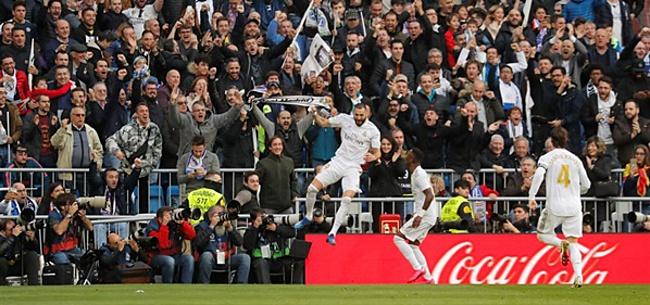 Foto: Burenruzie met Atlético prooi voor Real Madrid