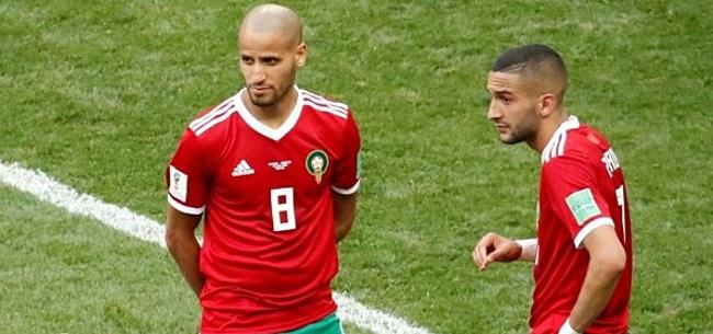 Foto: Voorselectie Marokko: twee Eredivisie-spelers debuteren