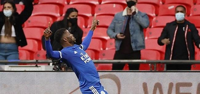 Foto: Leicester City bereikt FA Cup-finale
