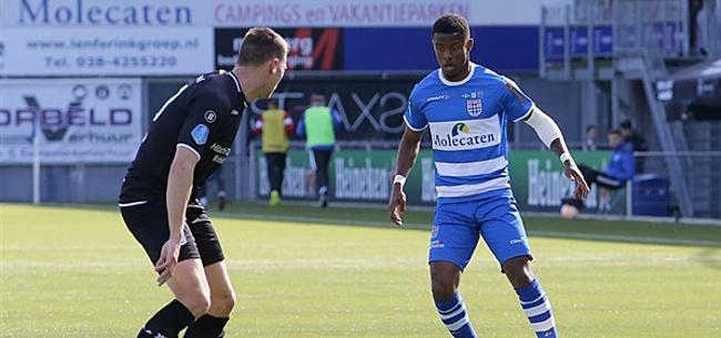 Foto: Ex-PSV'er strijdvaardig: