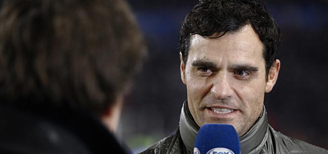Foto: Pérez: ik moest kiezen van Ajax en koos voor tv