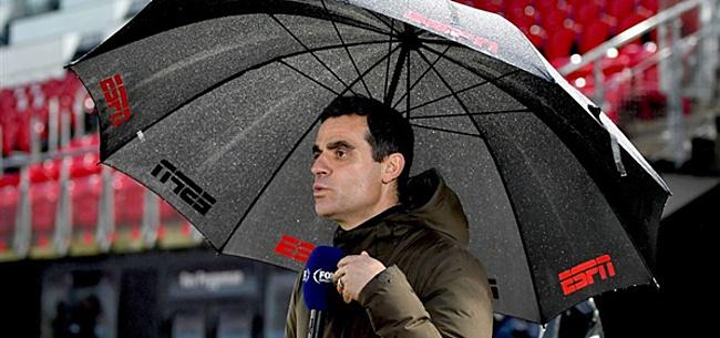 Foto: Perez vreest voor voetbal: