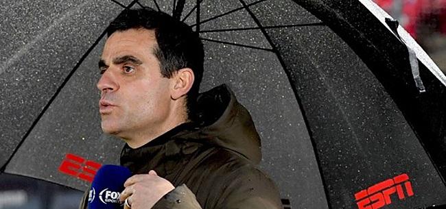 Foto: Perez kan ogen niet geloven bij AZ - Ajax: 'Heel schrijnend'