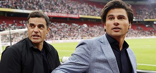 Foto: Perez kijkt op van Feyenoord-beelden: