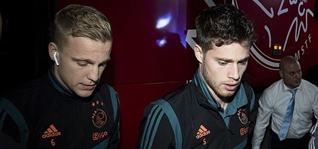 Foto: Pierie: 'Verschil tussen Heerenveen en Ajax is bizar groot'